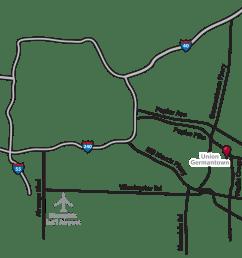 germantown campus map [ 2010 x 1622 Pixel ]