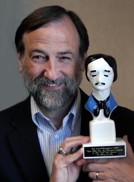 Poe Wins Edgar Award For New Biography Of Edgar Allan Poe