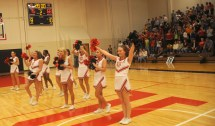 Martin Methodist College Cheerleaders