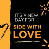 It's a new day for Side With Love