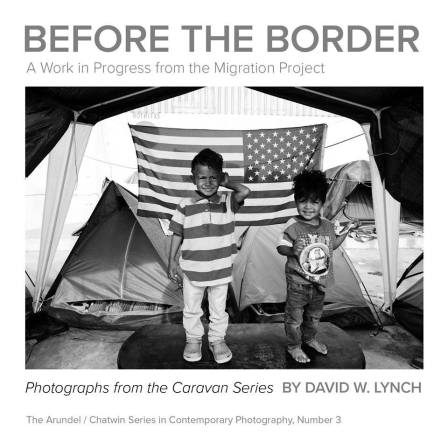 Cover of David Lynch_s Before the Border