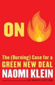 Cover of On Fire_ The _Burning_ Case for a Green New Deal