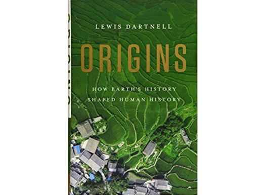 Cover of Origins: How Earth's History Shaped Human History