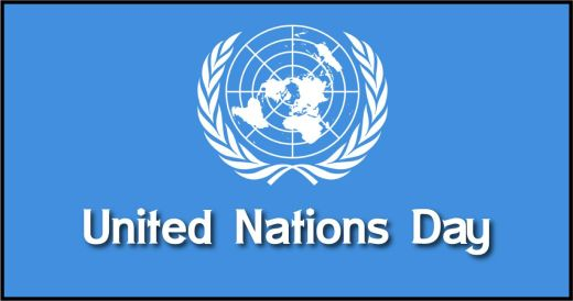 United Nations Day and UN logo