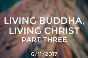 Living Buddha, Living Christ: Part 3