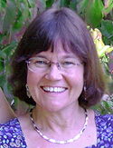 Julie Porter, leader of yoga program
