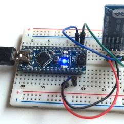 Mini Usb Power Wiring Diagram 3 Port Motorised Valve Bluetooth Communication Between Raspberry Pi And Arduino   Uugear