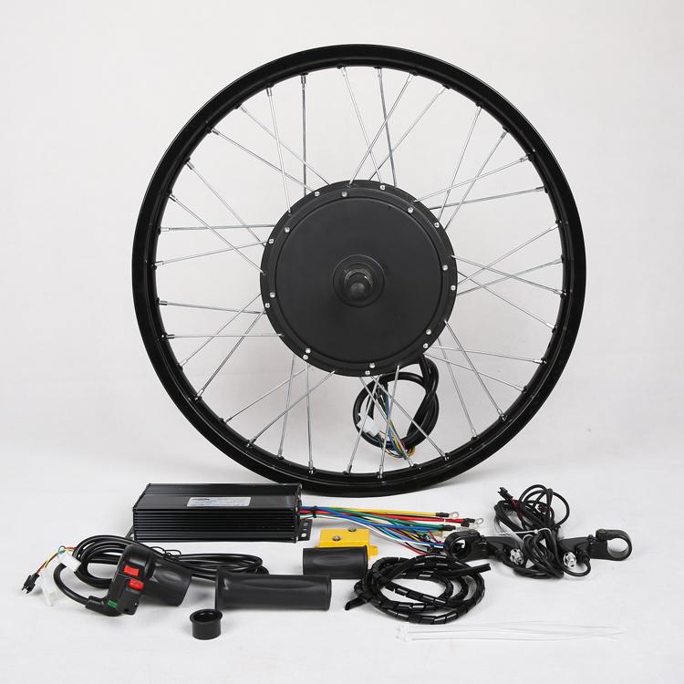 electric bike Conversion Kit 36V 250W 350W 48V 1000W 1500W hub Motor Wheel