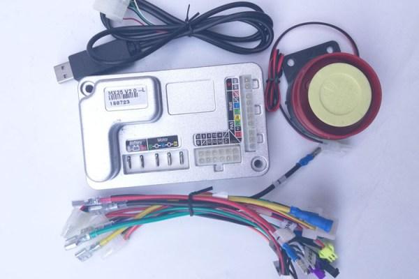 25A 24V-48V universal emb bldc motor controller - UU Motor