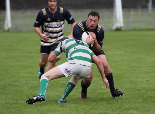UUC RFC 1st XV v Omagh RFC 2nd XV