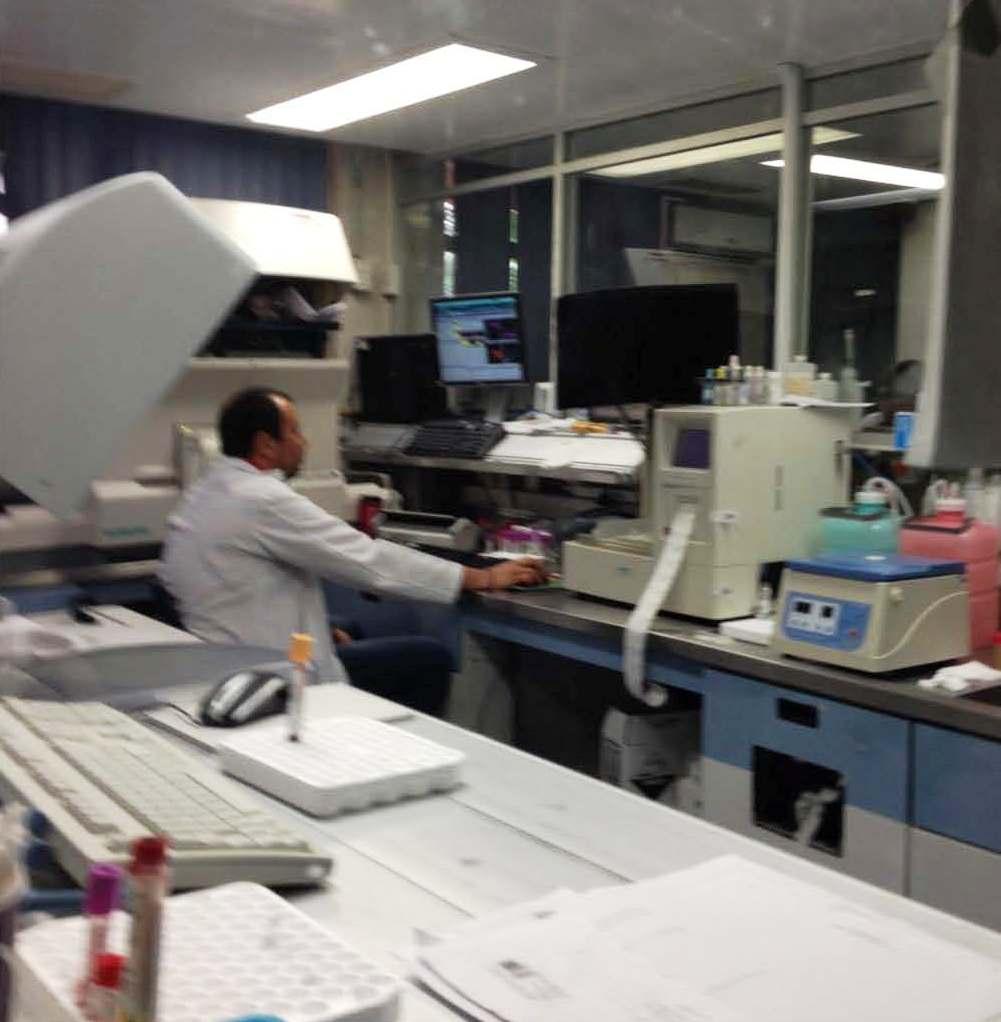 Laboratorios Clnicos Quirfanos y Consultorios