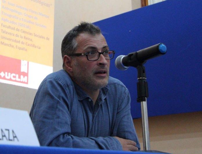 José Antonio Flores Martos, de la Universidad de Castilla-La Mancha, España