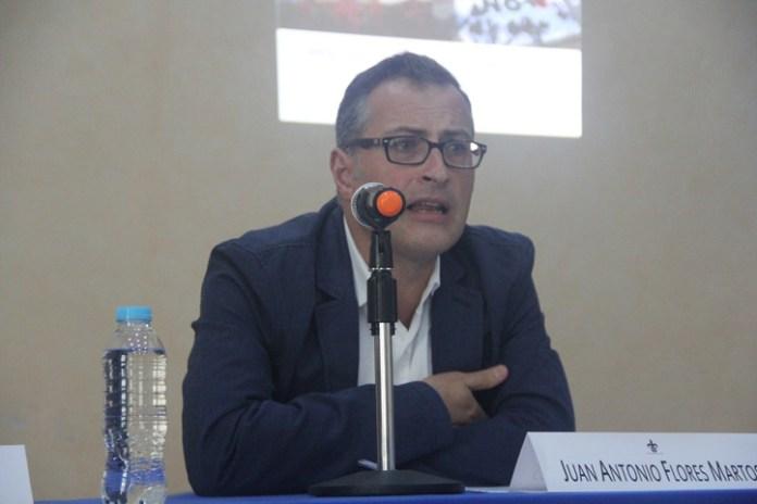 Juan Antonio Flores Martos