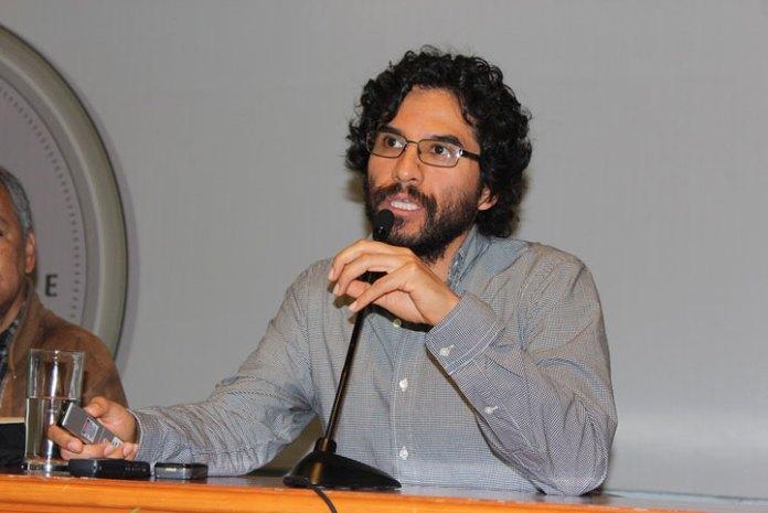 Raúl Homero López Espinoza, coordinador académico en la Secretaría Académica de la UV