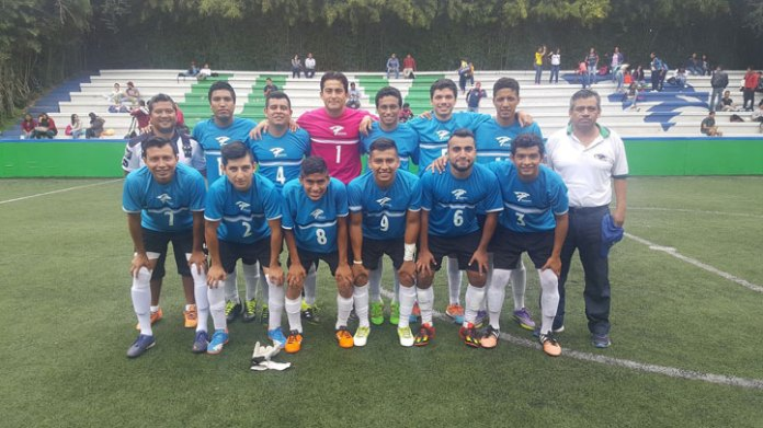 Poza Rica-Tuxpan, campeón del futbol rápido