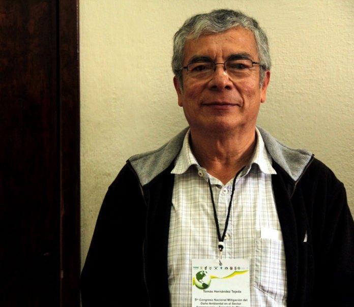 Tomás Hernández Tejeda, Premio Nobel de la Paz 2007