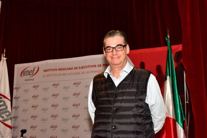 Santiago Macías Herrera habló sobre la competitividad en México