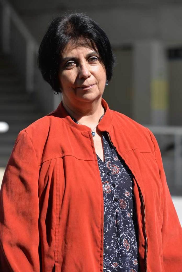 Claudia Gutiérrez Sida realiza una estancia posdoctoral en el ISP
