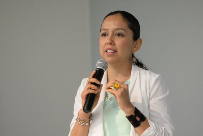Rebeca Monroy Torres, profesora e investigadora de la UGTO Campus León