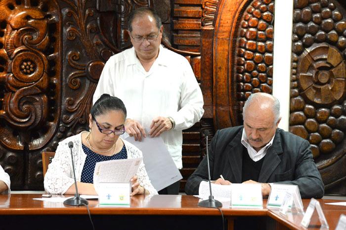La Rectora reconoció el compromiso y apoyo del Fesapauv