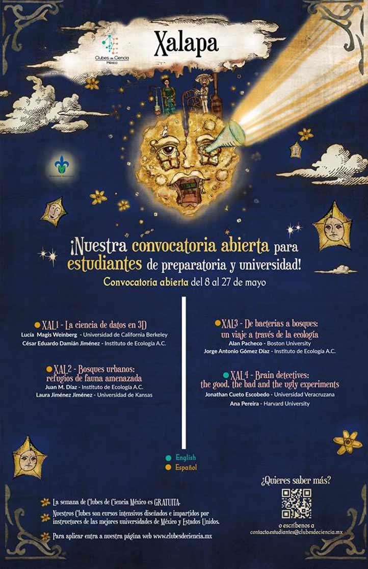 UV alojará Semana de Clubes de Ciencia México – perfilveracruz.com