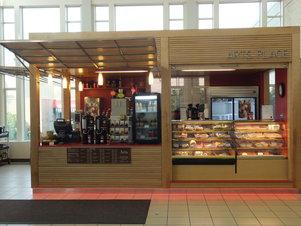 University of Victoria  Food Services  University of