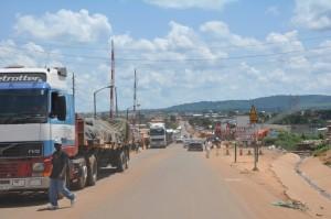 Kasumbalesa Lubumbashi