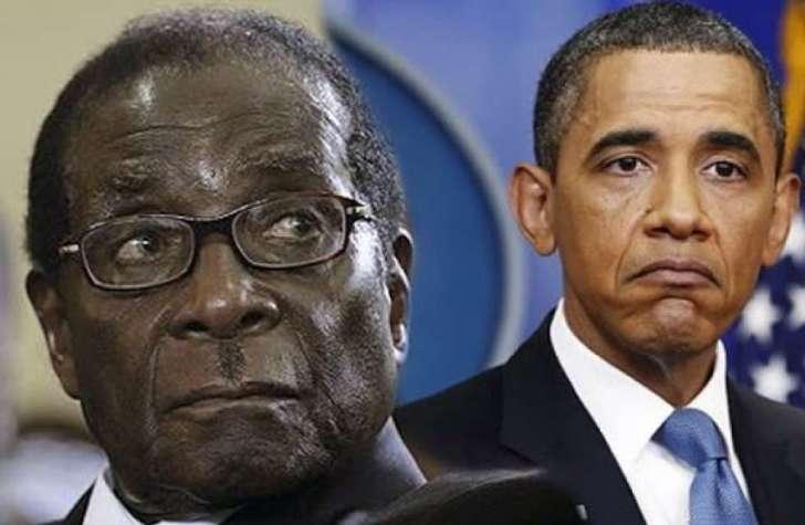 Mugabe Vs Obama Mariage