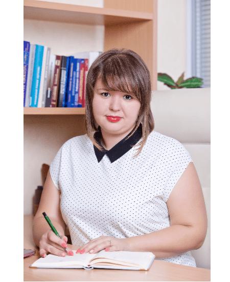 Шапошник Надія Сергіївна