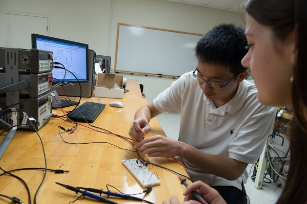 Undergraduate Programs Department Of Electrical And