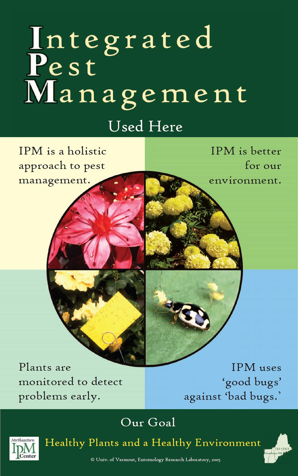 UVM Greenhouse IPM Publications Links Apps & Resources