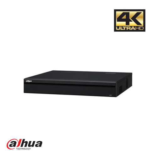 Dahua 32CH 1.5U 4K H.265 Network Video Recorder incl 2TB HDD
