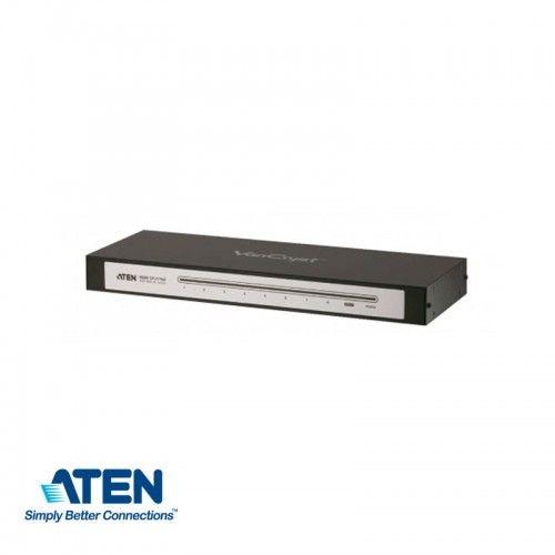 AT-VS0108H 8 poorts HDMI Splitter