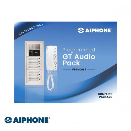 Aiphone Audiopack vanaf 2 appartementen