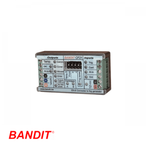 Bandit 320 controller CF21 v2 EN-8 connector