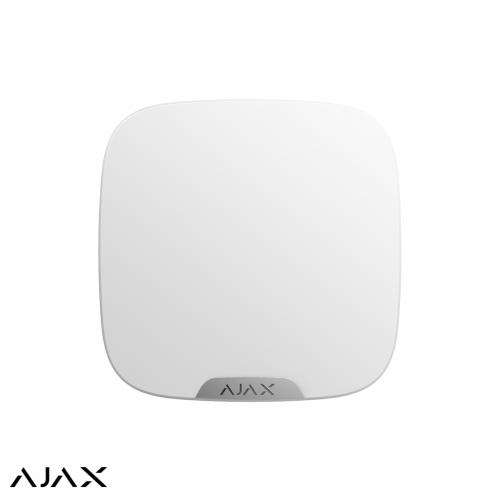 Ajax StreetSiren DoubleDeck Brandplate wit