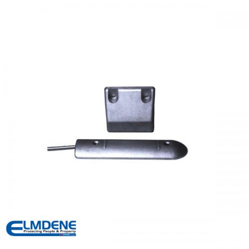 Elmdene roldeur magneetcontact met pantserkabel zonder weerstanden