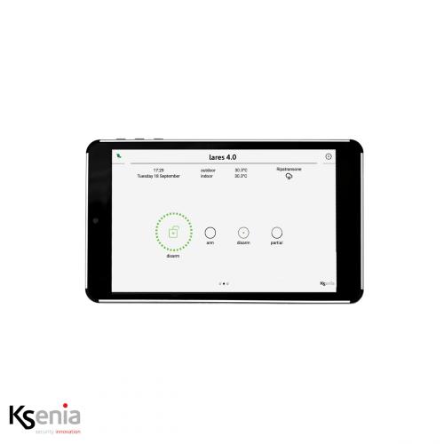 "Ksenia Ergo T - 7"" Touchscreen"