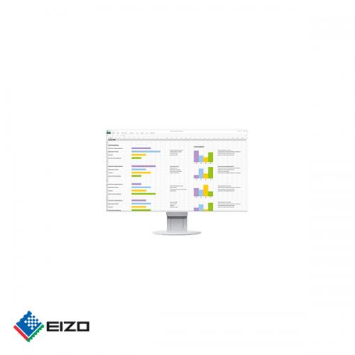 "Eizo FlexScan 24"" full HD professional IPS monitor Wit"