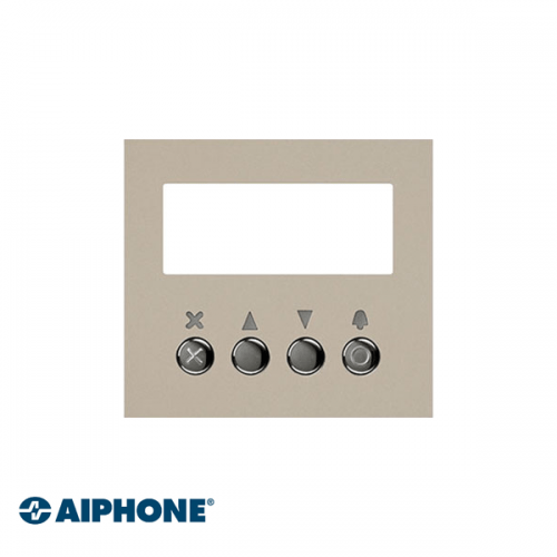 Aiphone Name scrolling panel for GT-NS(B)