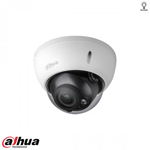 Dahua 2MP Starlight HDCVI POC IR Dome Camera 2.7-13.5mm