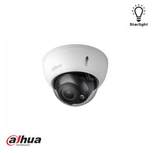 Dahua 2MP Motorized 2.7-13.5mm WDR Starlight IR Dome Network Camera ePoE