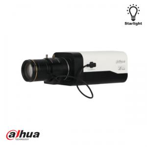 Dahua 2MP Starlight Face Recognition Box Network Camera EXCL LENS