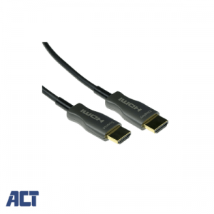 ACT 20 meter HDMI Hybride HDMI-A male - HDMI-A male