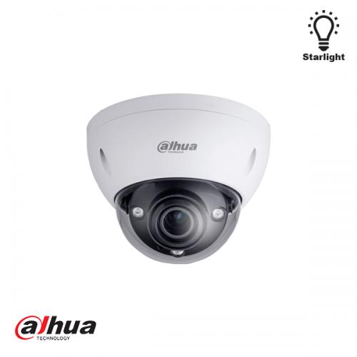 Dahua 2MP Starlight IR dome camera 2.7-13.5mm motorzoom HDMI