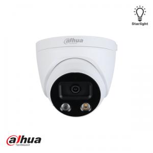Dahua 2MP WDR IR Eyeball AI en Active Deterrence Network Camera 2.8mm