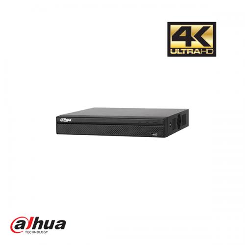 Dahua 8 kanaals NVR (excl. PoE)