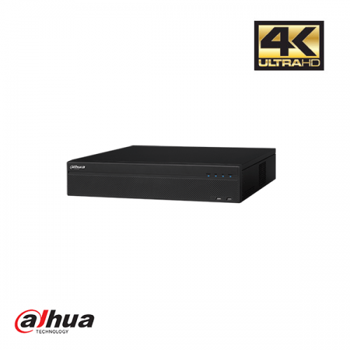 Dahua 32 Channel Super 4K NVR incl 4 TB HDD