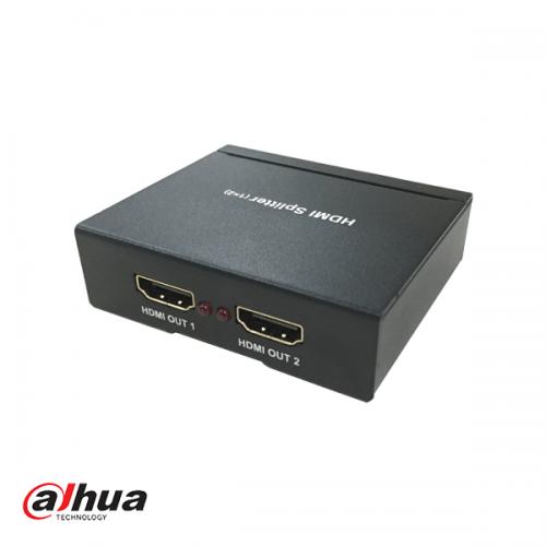 Dahua 4K HDMI Splitter 1 x HDMI 1 in