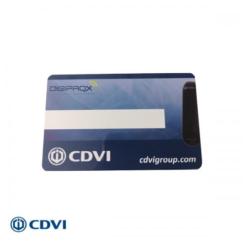 CDVI Schaduwkaart voor STAR1M lezer per 10 stuks